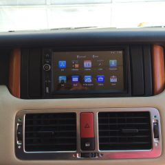 Upgrading Range Rover Stereo and Navigation: Part 1